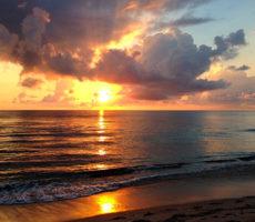 beach-sunset